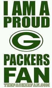 Proud Packers fan.
