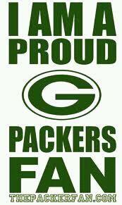 Proud Packers fan.