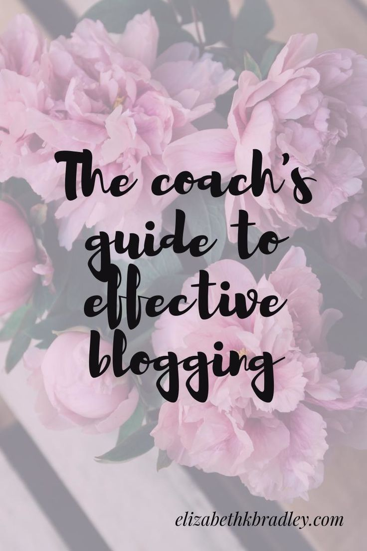 My top tips to help coaches get the most out of blogging and grow their personal brand. #personalbranding #lifecoach #healthcoach #blogging #bloggingtips