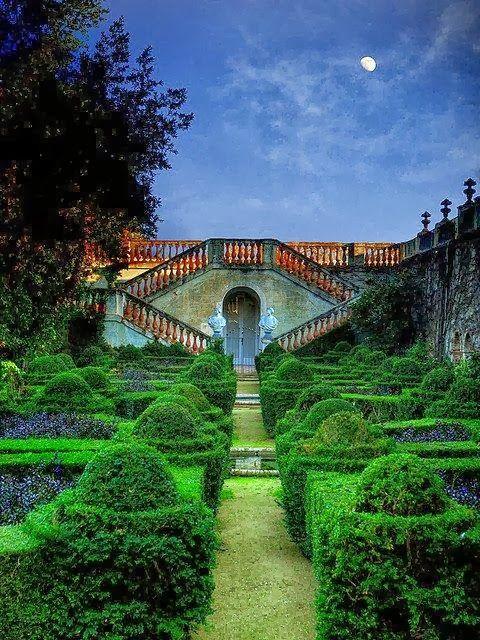 Parque del Laberinto de Horta. Jardín Museo. Barcelona. Parc del Laberint.