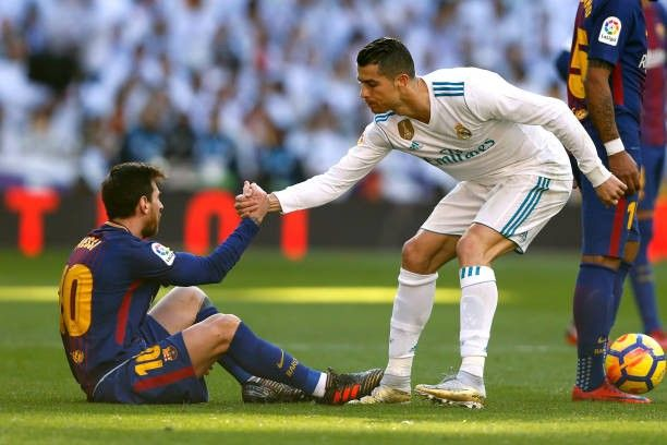صور ليونيل ميسي Lionel Messi Ronaldo Champions League Messi And Ronaldo