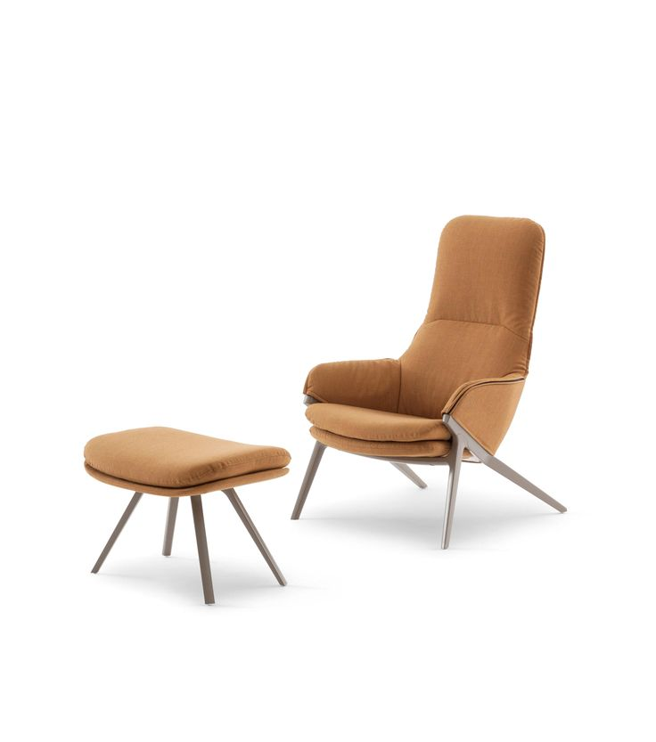 // 395-396 P22 by Patrick Norguet for Cassina