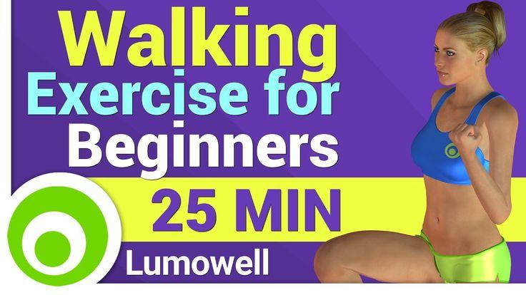 Walking Exercise for Beginners - YouTube