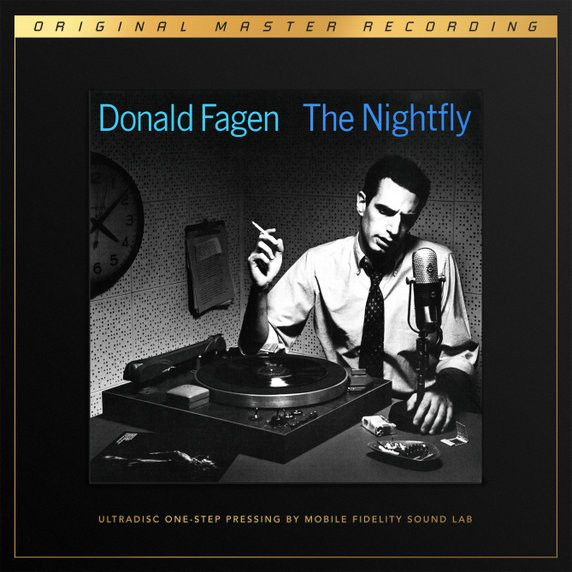 Donald Fagen - The Nightfly Numbered Limited Edition UltraDisc One-Step 45RPM Vinyl 2LP Box Set TBA Pre-order