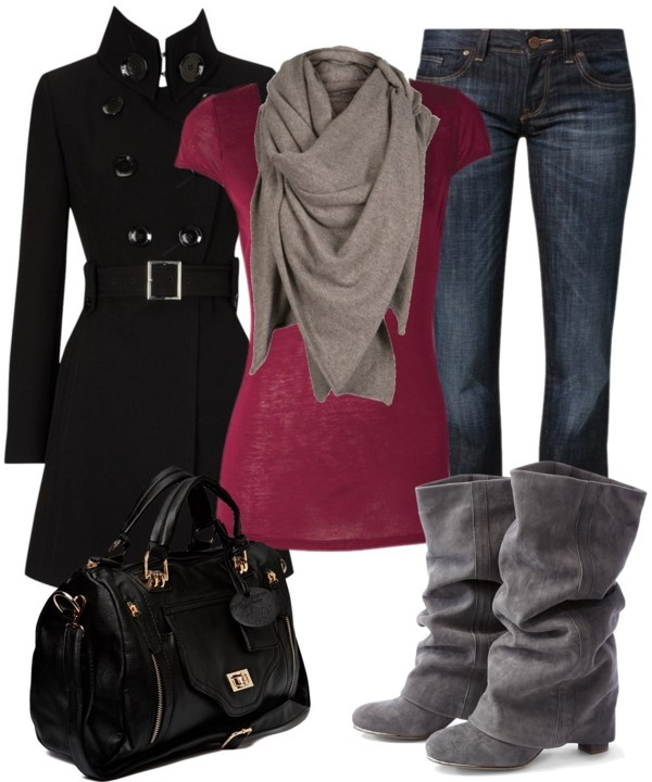 """Cooler Weather"" by dori-tyson on Polyvore"