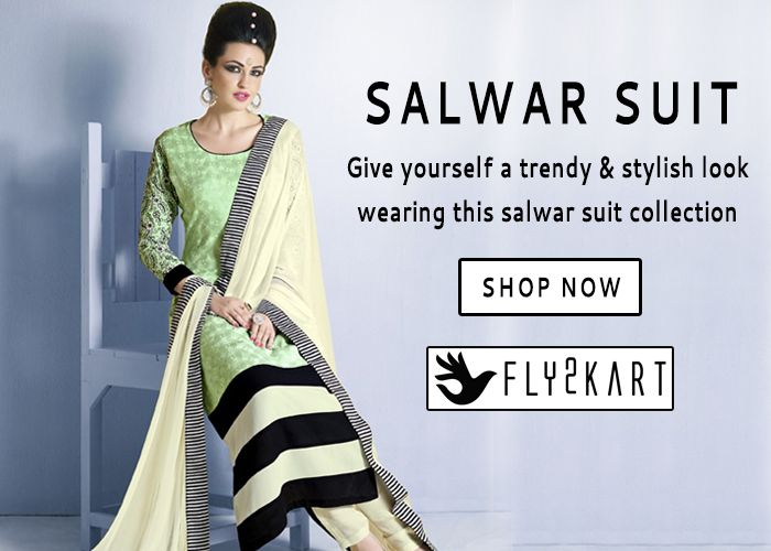 BUY DESIGNERS SALWAR SUITS ONLINE SHOPPING http://www.fly2kart.com/salwar-suits.html?utm_content=bufferbe4a6&utm_medium=social&utm_source=pinterest.com&utm_campaign=buffer SALE UP TO 50% OFF!!! +91-8000800110 CALL OR WHATSAPP