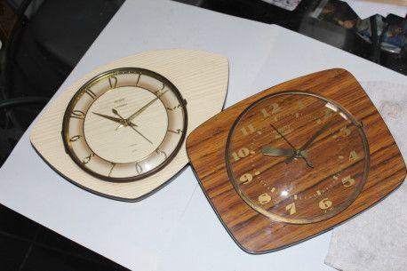les 25 meilleures id es de la cat gorie horloge vintage sur pinterest horloge du monde. Black Bedroom Furniture Sets. Home Design Ideas