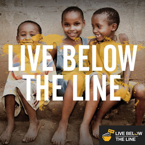 From April 28-May 2, Opportunity International will join thousands of people across the country in the Live Below the Line campaign—a challenge to eat and drink on less than $1.50 a day for 5 days. #fundraising #poverty #LBL