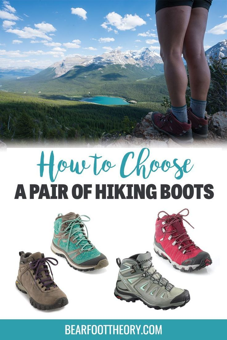 b2d27f462f8 Hiking Boots: How to Choose the Right Pair + the Best Women's Hiking ...