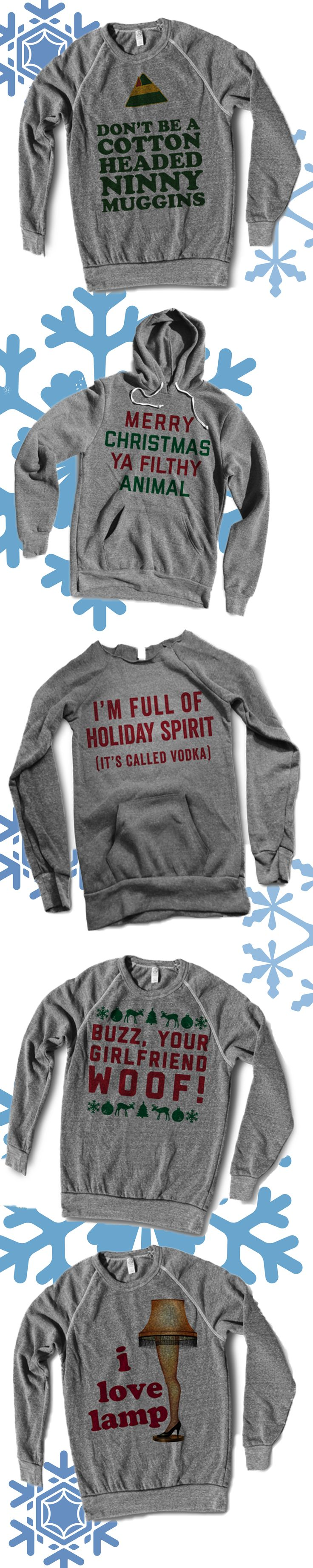 Shop Christmas Sweaters w/ Awesome Best Friends Tees $5 Off w/code: 5DollaHolla