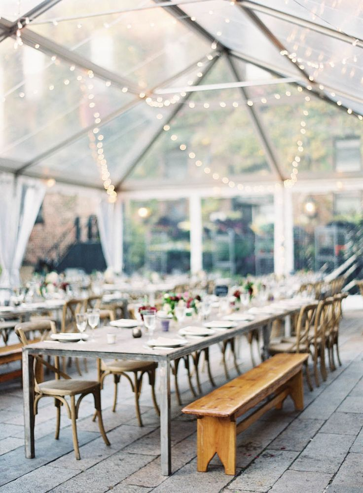 #tablescapes, #tents Photography: Jen Huang - jenhuangblog.com Venue: The Foundry LIC - thefoundry.info/