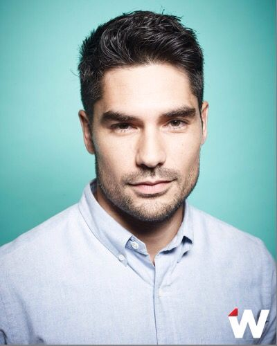 DJ Cotrona Might As Well Give DJ Cotrona His Own Board Because - Dj cotrona hairstyle