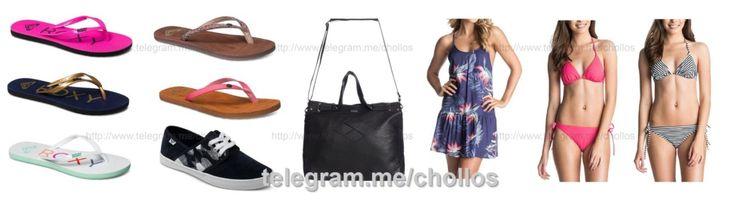 Chanclas bolsos y bikini ROXY al 70% de descuento - http://ift.tt/29H0q7V