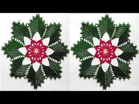 TAPETES TEJIDOS A CROCHET Nº 01/ TODO CROCHET - YouTube