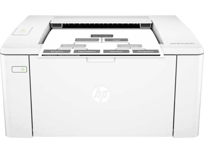 Hp Laserjet Pro M102a Printer Blgt Printer Printer Price Mobile Print