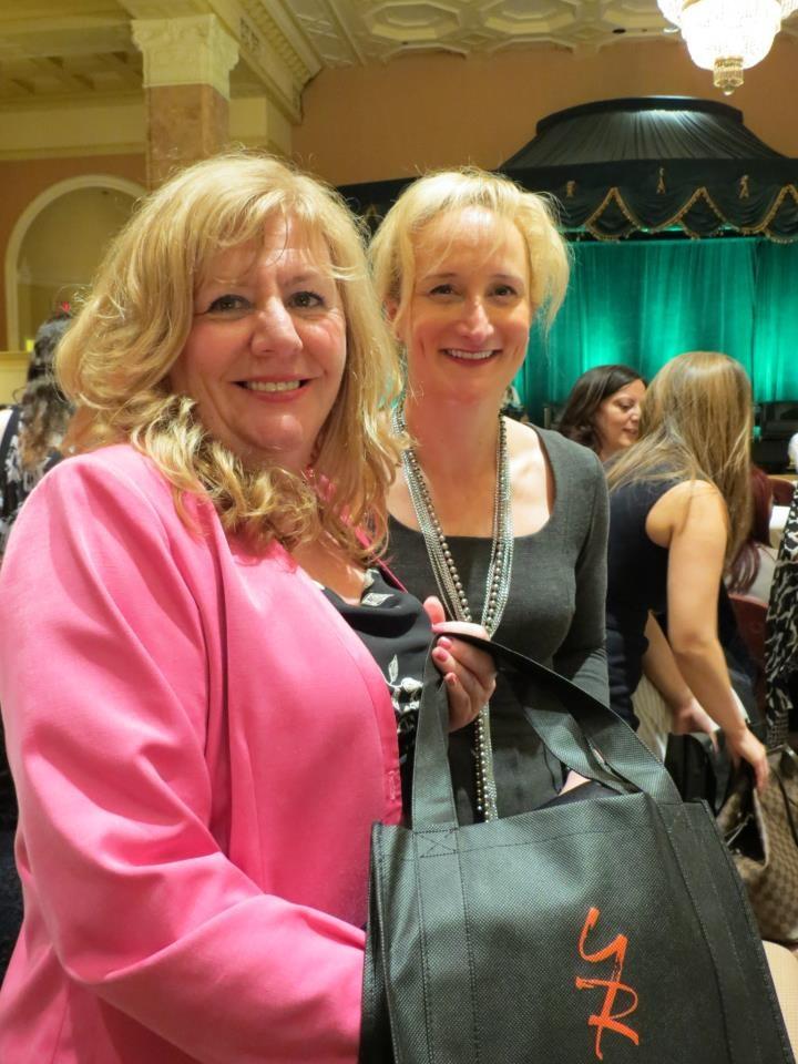 Rhona and Linda(meredesso sponser)