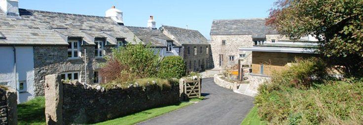 Tregulland Barn & Cottage
