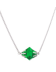 Lana's kryptonite necklace from Smallville