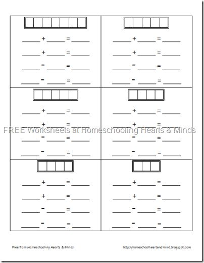 Fact Worksheets likewise Math Fact Family Template likewise Printable ...