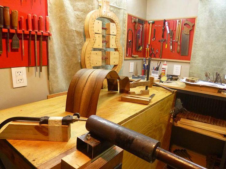 Juan Sebastián Keller Luthier - Guitarras Clásicas