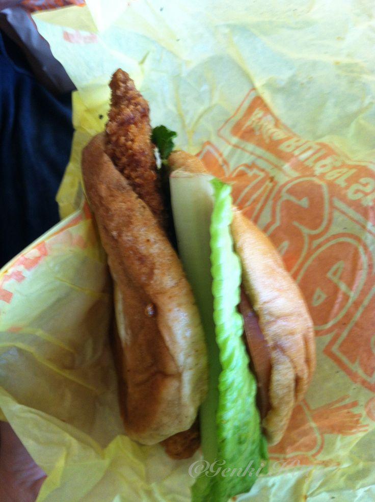 Earth Burger Vegan review Texas