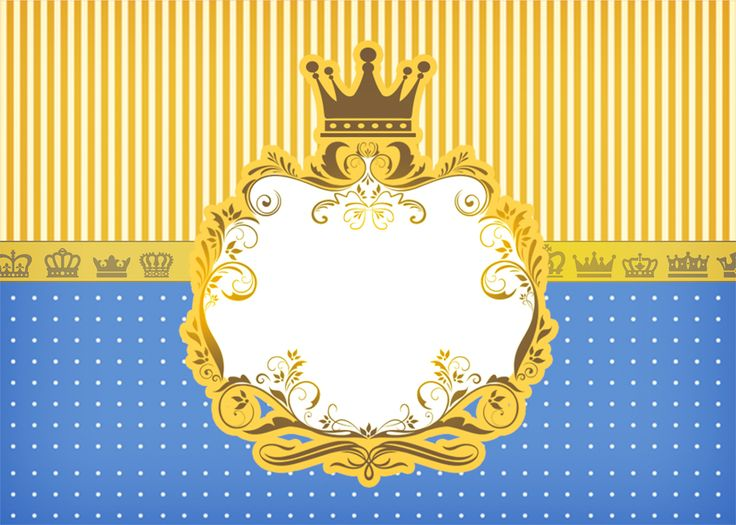 Convite Príncipe