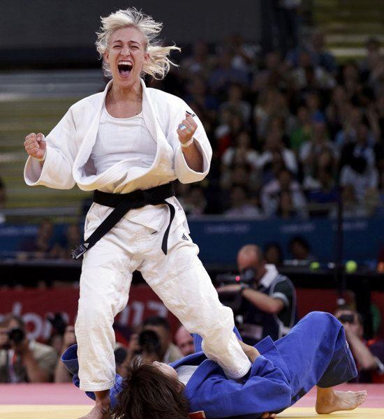 Csernoviczki Éva szerezte meg az első magyar érmet az olimpián