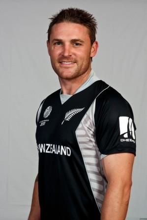 Brendon McCullum Height, Weight, Age, Wife