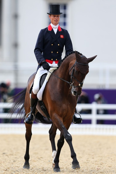 Olympics Day 2 - Equestrian, William Fox Pitt and Lionheart, love that horse so much!!