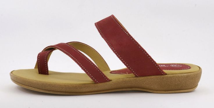 Bressanini Handmade Genuine Leather Sandal. R 399. Handcrafted in Pietermaritzburg, South Africa. Code: GBLS 223 Red See online shopping for sizes. Shop online https://thewhatnotshoes.co.za/ Free delivery within South Africa