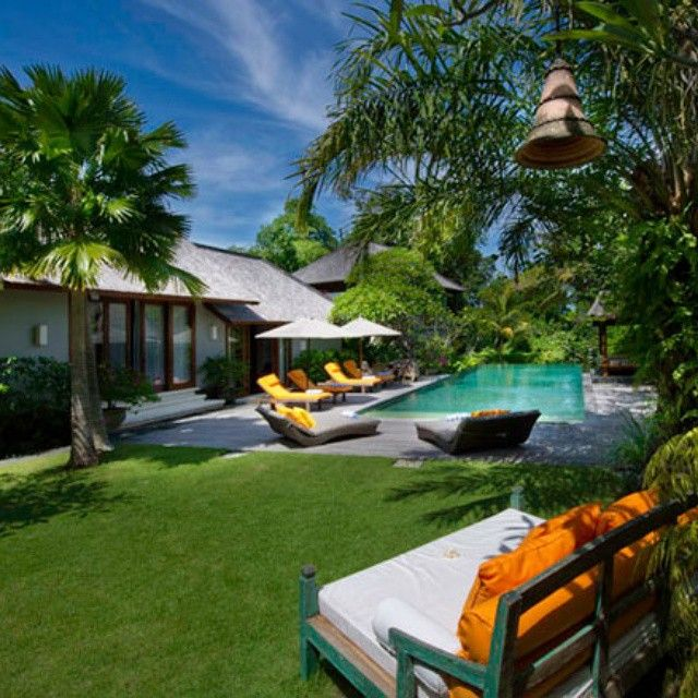 Nestled within a small #village and surrounded by the #ricefields of #Pererenan, south-west Bali, the #four-bedroom Villa Hansa abounds with spirituality, culture and traditions. Built 2007, this...