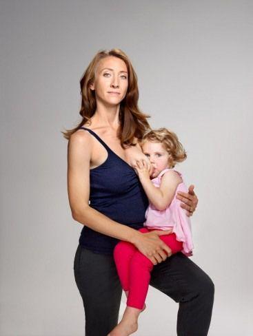 Lactancia Prolongada: ¿1 año, 2 años, 4 años? | Que no te den la espalda – si quieres dar pecho