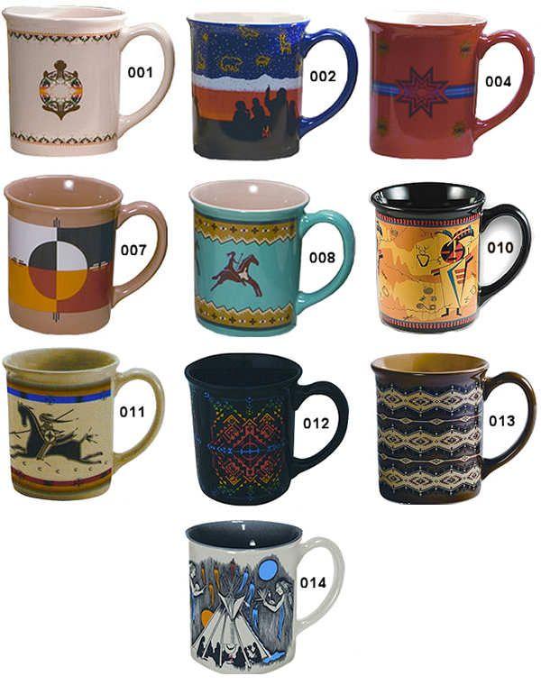 Perfect Pendleton Mugs