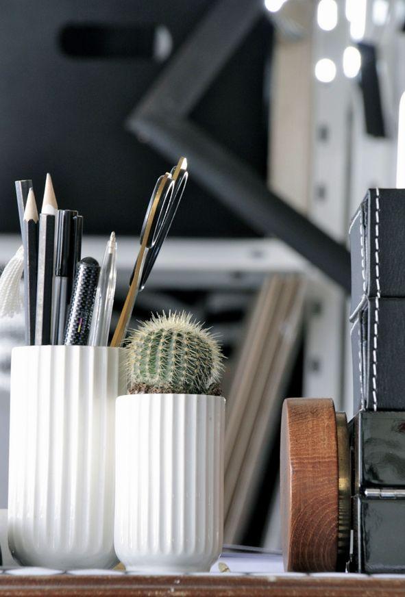 Hallingstad - inspiration til dit hjem: Et personligt, inspirerende og smukt hjemmekontor #2