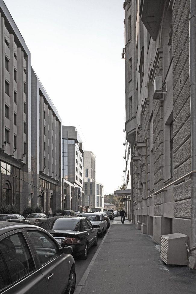 Жилой дом с подземной автостоянкой на ул. Бурденко