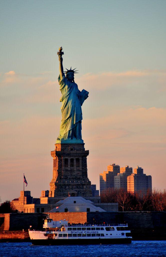 Estatua de la Libertad en #NuevaYork