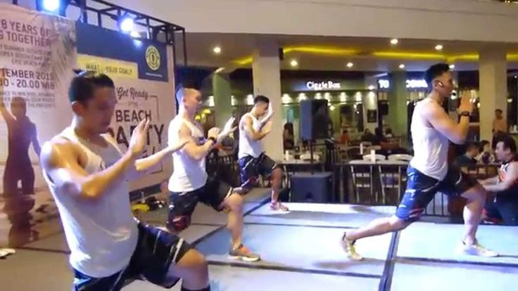Body Combat Class | Try DW Fitness First Gyms For FREE!