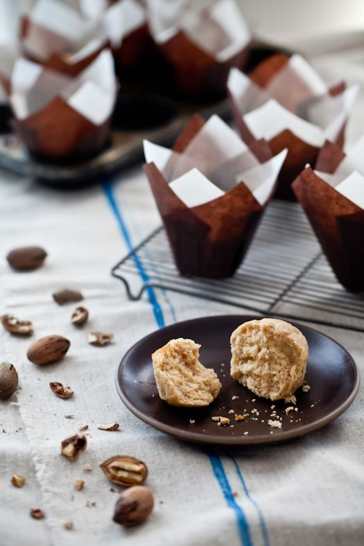 pecan brOwn butter cakes | non-layer cakes | Pinterest