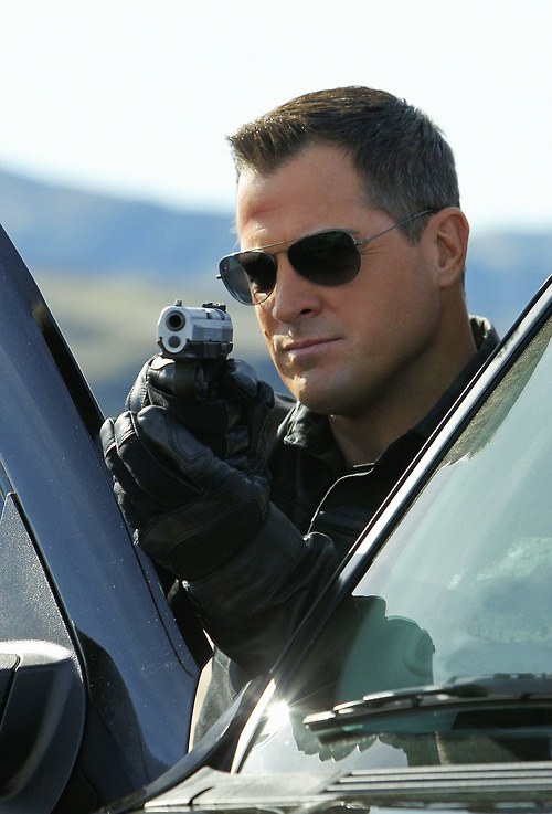George Eads alias Nick Stokes (CSI: Crime Scene Investigation)