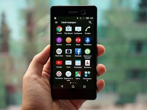 Sony Xperia M5 Review - Xperia M5 Review