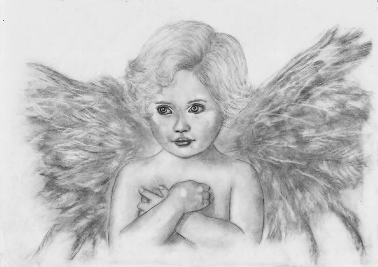 Angel by Nanabananaa.deviantart.com on @DeviantArt