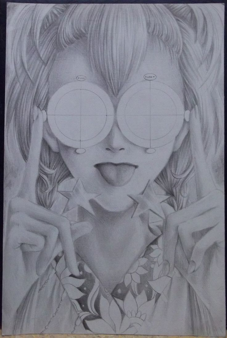 Old drawing i finally can't finished it because i totally forgot how the quartet-quintet diagram in music is.. Which is it suppose to draw / write it on her 'glasses'.. #sketch #illustration #drawing #pencildrawing #doodle