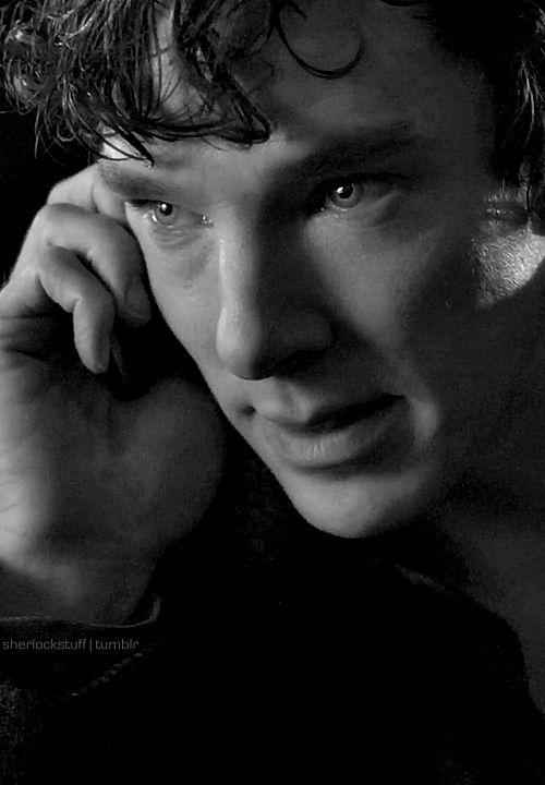 His Intense Stare Kills Me! | Sherlock! | @Sherlockstuff