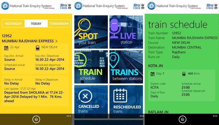 train app - Google keresés