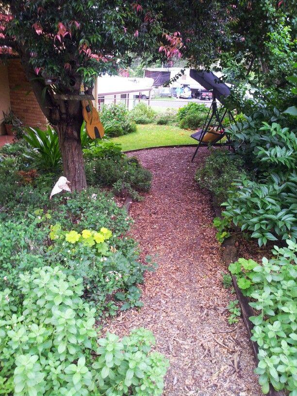 Pinterest garden projects