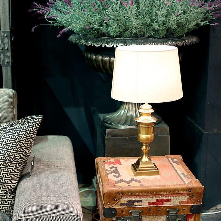 Attica Table Lamp