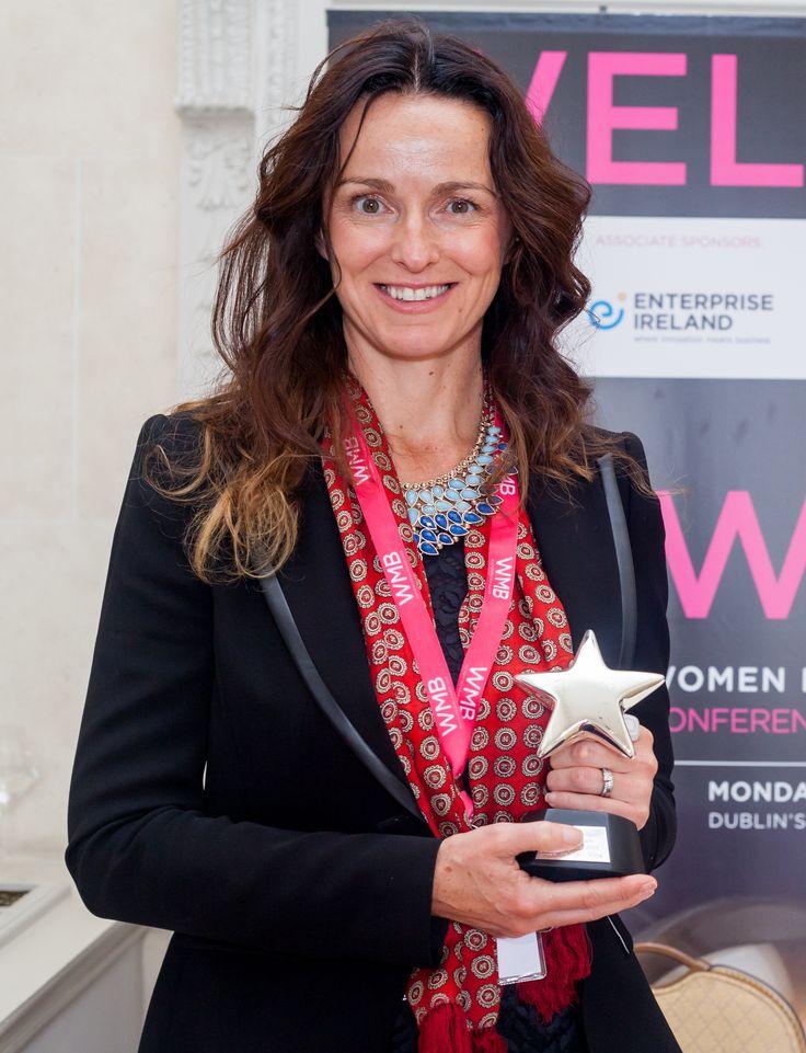 Our award winning entrepreneur Kira Walton