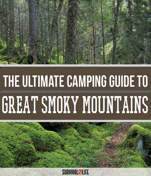 Check out Great Smoky Mountains Camping   Survival Life National Park Series at http://survivallife.com/2015/10/02/great-smoky-mountains-camping/