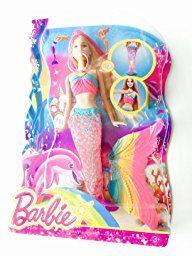 barbie sirene scintillante 20e