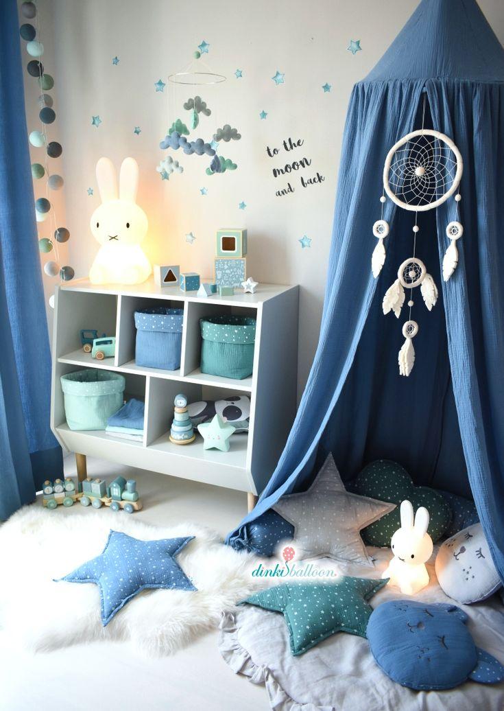 Soft, softer, Dinki Balloon Soft-Kollektion! Super fluffige, vorgewaschene, bügelfreie und handgemachte Musselintextilien. #DinkiBalloon #Kinderzimme…
